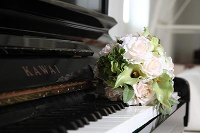 ピアノ発表会画像
