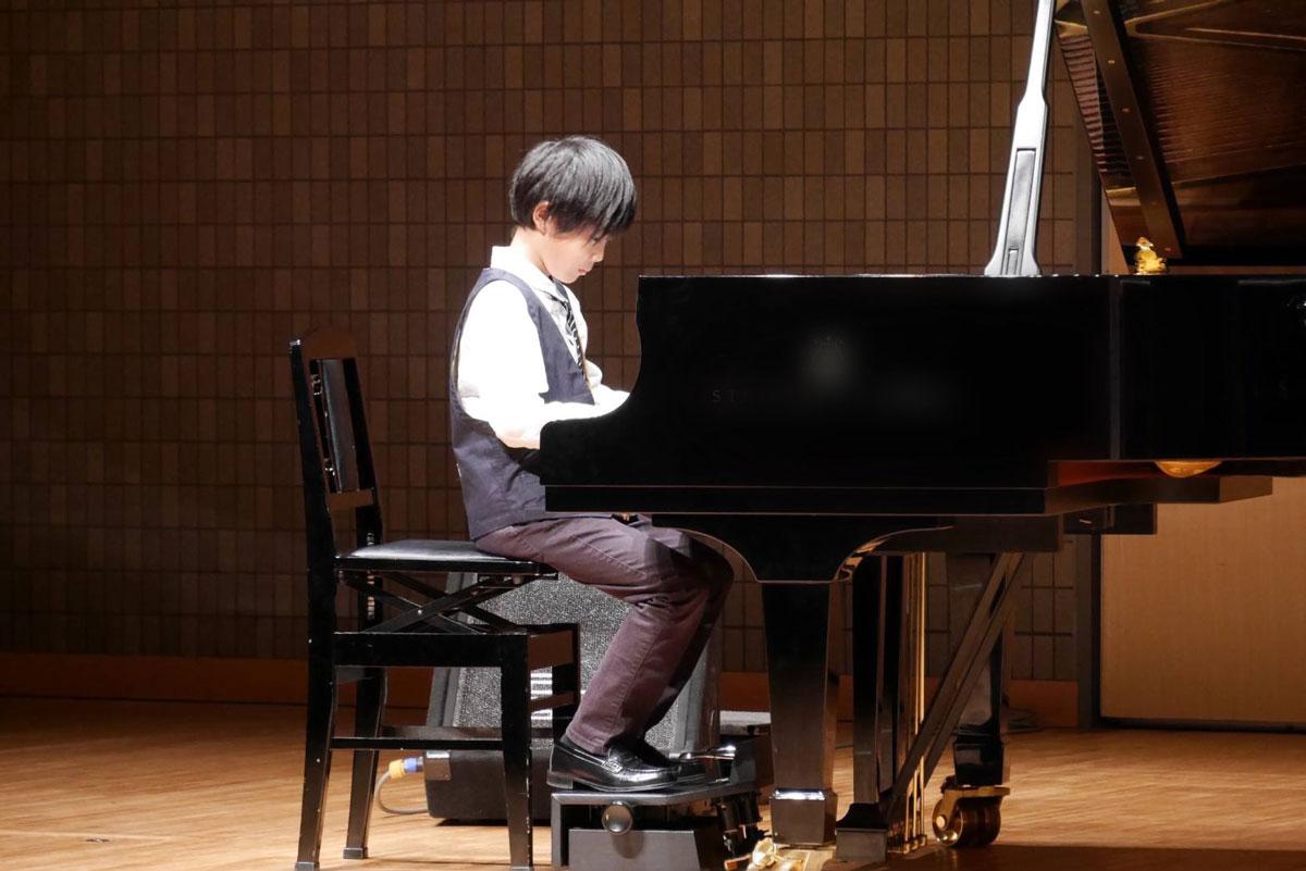ピアノ発表会撮影・編集・DVD作成